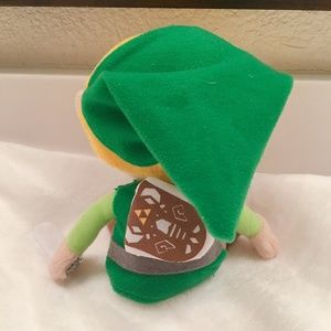 Other - Legend of Zelda Toon Link Plush 96ad64f32
